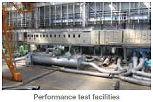 Performance Test Facilities